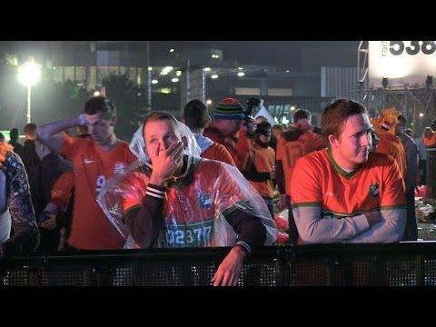 Mondial-2014: Les Pays-Bas