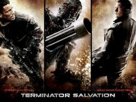 Terminator Salvation (2009) -  Christian Bale, Sam Worthington, Anton Yelchin
