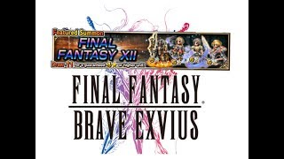 Final Fantasy Brave Exvius pulls on the FFXII banner on GL. Vaan, Ashe, Rasler, and Zargabaath boosted units. Each unit is also boosted for the current FFXII Henne Mines event. FFBE Global (GL)This was all taken from my live stream at: https://www.twitch.tv/degentpFollow me on Twitter at: https://twitter.com/DegenTPVaan: 3*Rasler: 4*Ashe: 4*Zargabaath: 5* and Global ExclusiveWhere is Balthier ?!