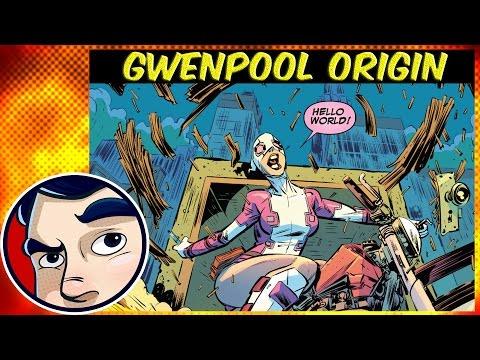 Gwenpool - Origins (Howard the Duck)