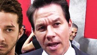 'Transformers 4': Mark Wahlberg On Shia LaBeouf