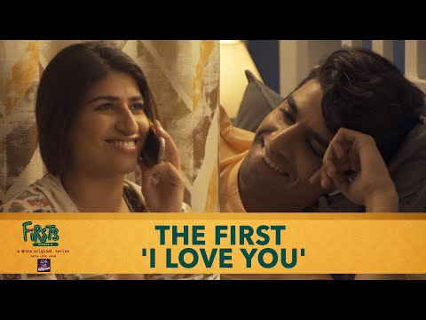 Dice Media | Firsts Season 4 | Web Series | Part 4 | The First 'I Love You'