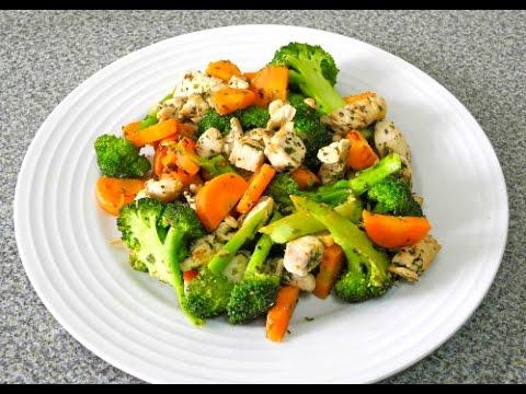 Cách làm thịt gà xào bông cải xanh ngon tuyệt khó ai có thể chối từ