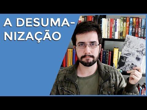 A Desumanização, de Valter Hugo Mãe - Resenha