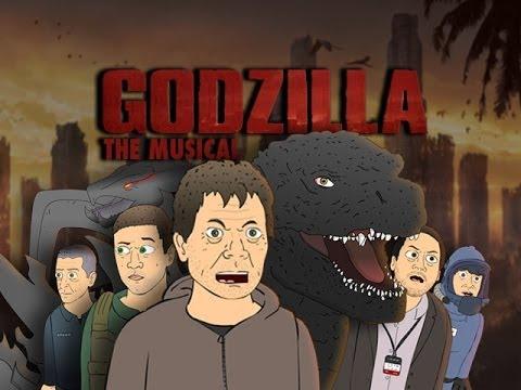 Godzilla The Musical