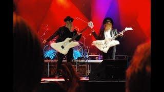 Video ZZ Top Litovel- Czech Tribute Band -Viva  Las Vegas