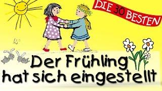 Der Frühling Hat Sich Eingestellt - Die Besten Oster- Und Frühlingslieder || Kinderlieder
