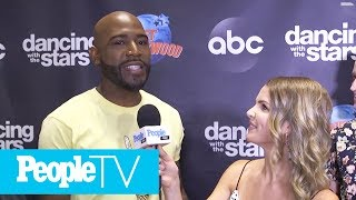 Will Karamo Brown Go Shirtless On Dancing With The Stars? | PeopleTV