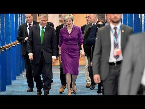 Μέι:«Καμία προνομιακή μεταχείριση για τους Ευρωπαίους στην μετά-Brexit εποχή» …