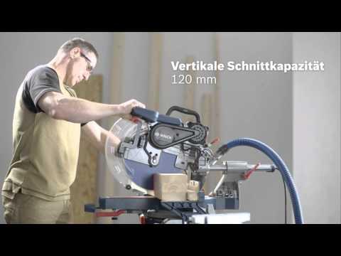 Bosch Kapp- und Gehrungssäge GCM 12 SDE Professional