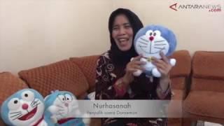 Video ANTARANEWS - Nurhasanah, pengisi suara Doraemon MP3, 3GP, MP4, WEBM, AVI, FLV November 2018