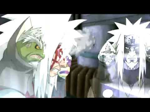 [1080p] Jiraiya Sensei!! ~Up from here~ (видео)