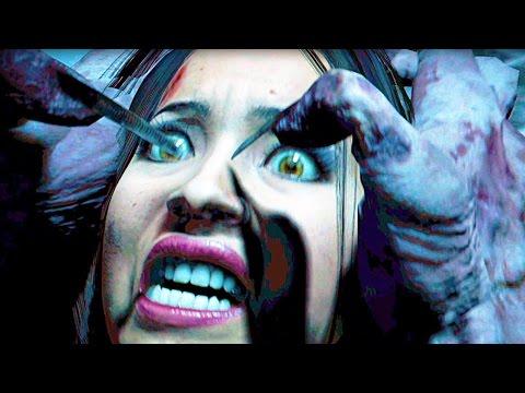 Until Dawn All Cutscenes Movie Full Gameplay Walkthrough (видео)
