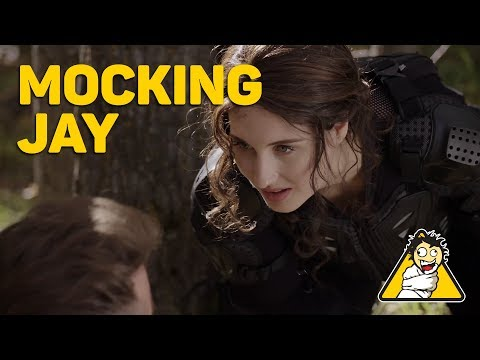 Hangry Games: Mocking Jay