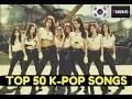 Top 50 K-Pop Songs for April 2015 (Week 3)