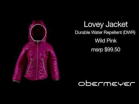 Obermeyer Girl's Lovey Jacket