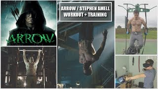 Video Arrow Training: Stephen Amell's Workout and How to Increase Accuracy MP3, 3GP, MP4, WEBM, AVI, FLV Juni 2018