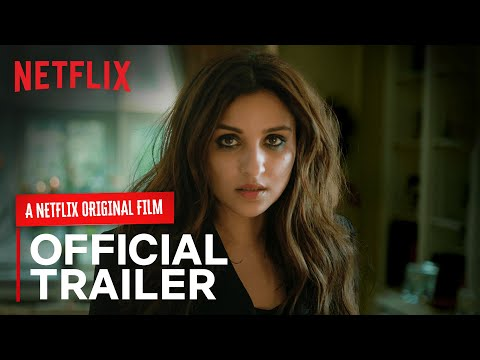 The Girl On The Train   Official Trailer   Parineeti Chopra, Aditi Rao Hydari & Kirti Kulhari