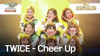 Video TWICE (트와이스) - Cheer Up [Music Bank K-Chart #1 / 2016.05.20] MP3, 3GP, MP4, WEBM, AVI, FLV Maret 2019
