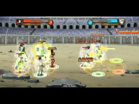 Fairy Tail Gameplay Part 128 (видео)