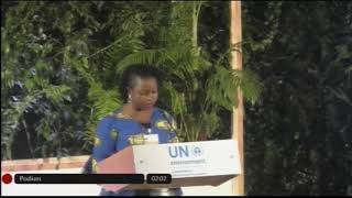 Women, Workers and Trade Unions Major Groups at the UNEA 4:  UN videos
