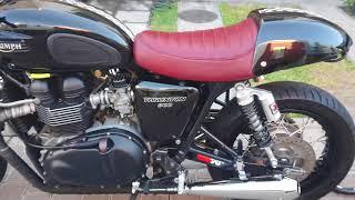 8. Triumph Thruxton 900 2006