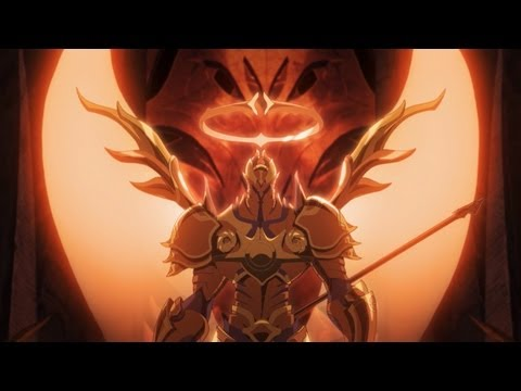 diablo iii - Long before the creation of Sanctuary, the Eternal Conflict between angels and demons raged on for untold millennia. Blizzard Entertainment teamed up with re...
