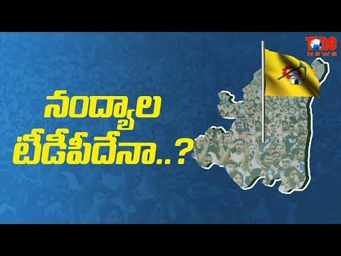 Nandyal By Poll,...