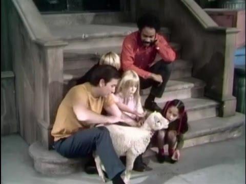 Sesame Street - Animal Antics - Lamb and Closing Credits (Ep 8 - 1969)