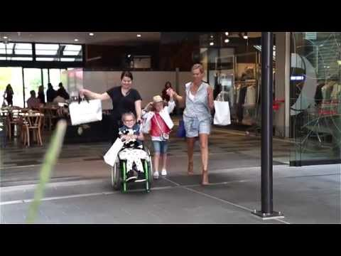 Telethon's Emily get's styled at CQ on YouTube