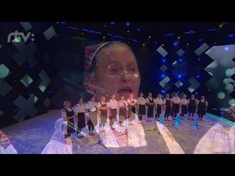 Folklórna skupina Podžiaran z Papradna zažiarila v Zem spieva: Pozrite si jej vy