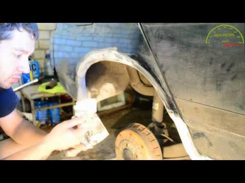 Кузов на ваз 2110 ремонт фотография