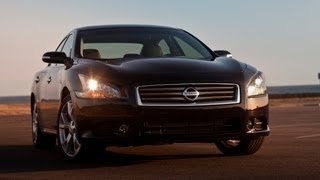 Real World Test Drive Nissan Maxima 2010