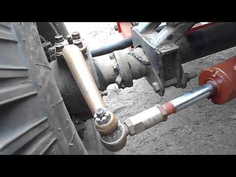 Как сделать гидроусилитель руля легче