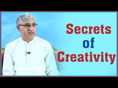 (Secrets of Creativity - Duration: 23 minutes.)
