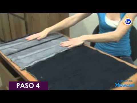 Convierte tu viejo jean en una falda TVcanal.NET - Trendy tips
