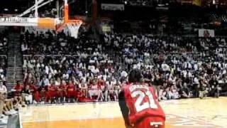 Michael Snaer (Dunk #2) - 2009 McDonald's High School All-American Dunk Contest