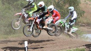 Molln Germany  City pictures : Germany - Motorrad Sport - #Motocross Läufe NMX Cup #top #video Mölln Grambeker Heidering 2016