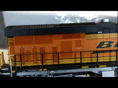 ES44AC - Please Read description Hey guys I FINALLY got a BNSF Gevo, this one is in ho scale from intermountain railway company. I got this intermountain es44ac from ...