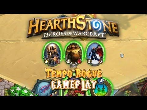 rogue website - A few games with the Tempo Rogue deck. Deck Spotlight Video: https://www.youtube.com/watch?v=XoEAXZZwu4w Hearthstone website: http://us.battle.net/hearthston...