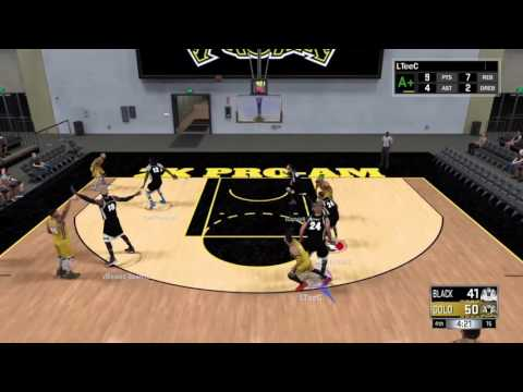 NBA 2K17 Stealth reaction lol