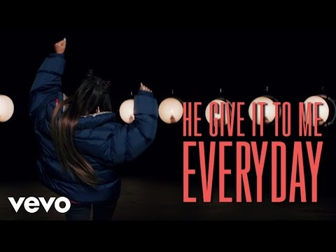 Video Ariana Grande - Everyday (Lyric Video) ft. Future download in MP3, 3GP, MP4, WEBM, AVI, FLV February 2017