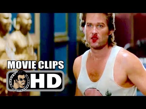 BIG TROUBLE IN LITTLE CHINA Clips + Retro Trailer (1986) Kurt Russell Movie HD