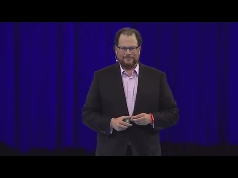 Dreamforce - Watch highlights from the Dreamforce 2014 keynote!