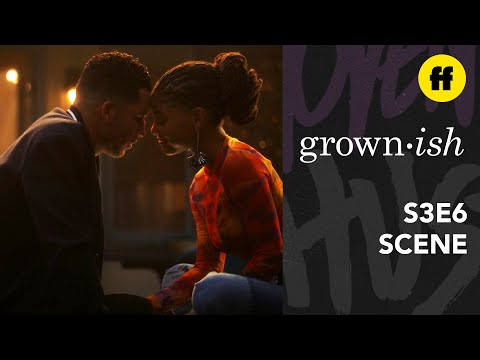 grown-ish Season 3, Episode 6 | Sky Opens Up To Rodney | Freeform