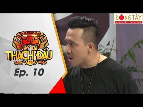 Kỳ Tài Thách Đấu tập 10 ngày 20/11/2016 full