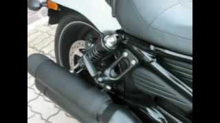 9. Modifica scarichi originali Harley-Davidson VRSCDX Night Rod Special