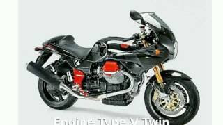 8. 2004 Moto Guzzi V11 Le Mans - Walkaround and Specs