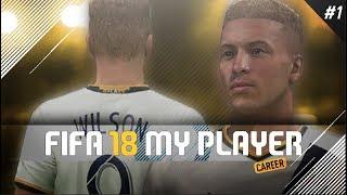 Video THE BEGINNING! | FIFA 18 Player Career Mode w/Storylines | Episode #1 (The English Legend) MP3, 3GP, MP4, WEBM, AVI, FLV Desember 2017