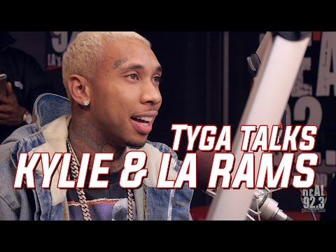 Tyga Talks Relationship w/ Kylie, the Kardashians, and L.A. Rams